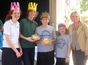 Pi Day Royalty